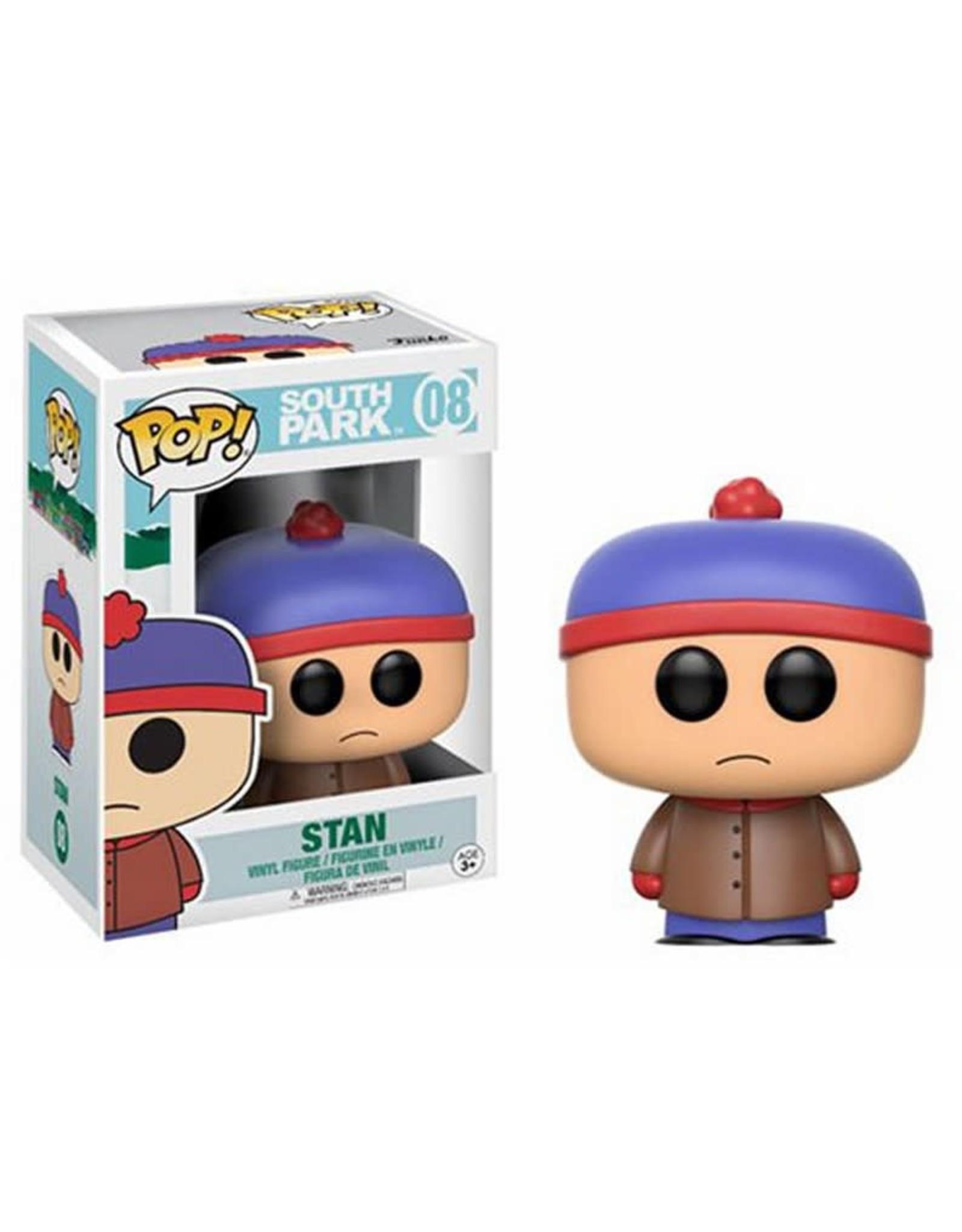 Funko Pop! Funko Pop! South Park nr008 Stan