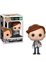 Funko Pop! Funko Pop! Animation nr304 Rick and Morty - Lawyer Morty
