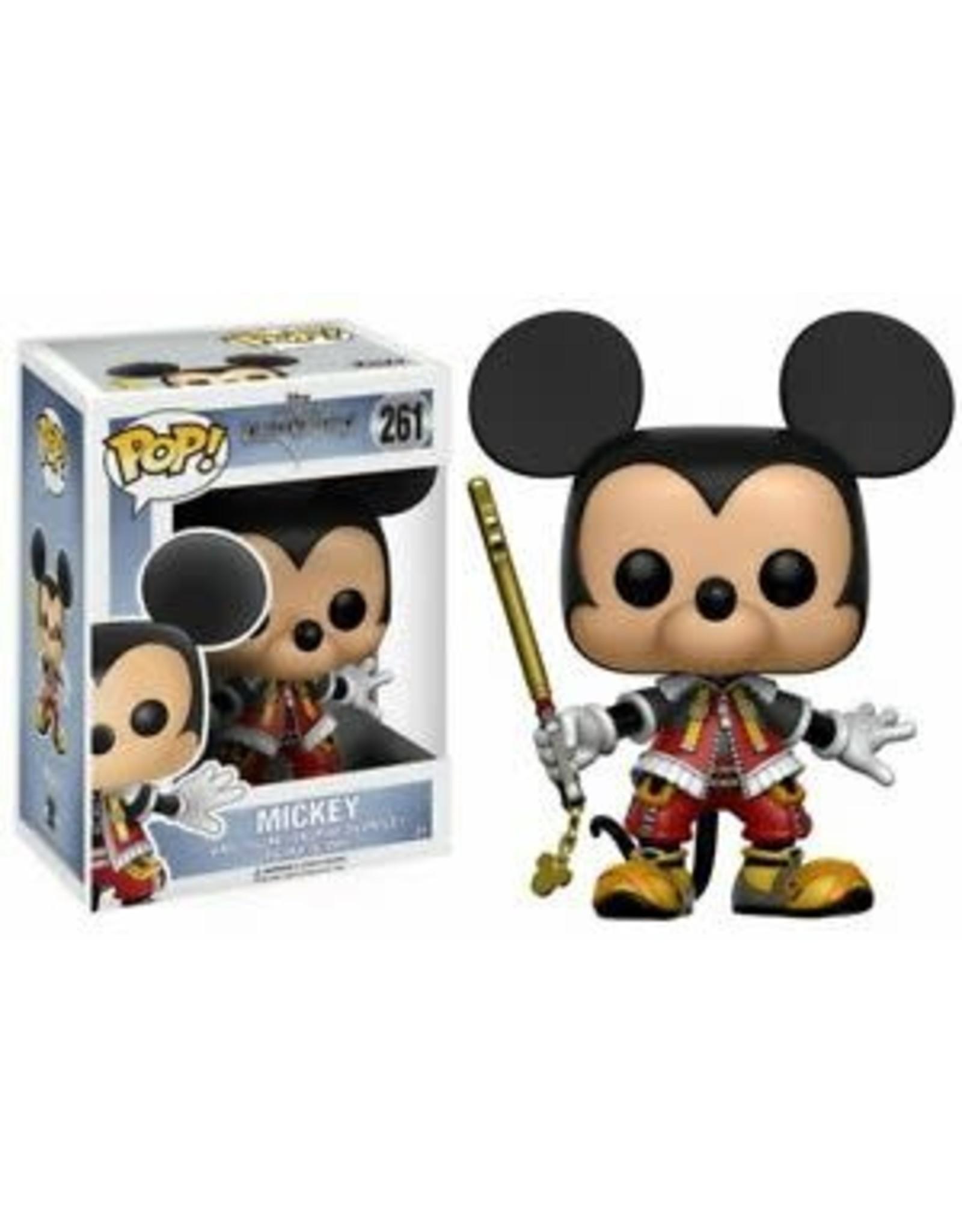 Funko Pop! Funko Pop! Disney nr261 Kingdom Hearts - Mickey