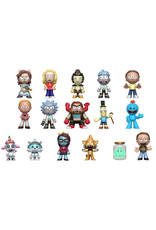 Funko Funko Mystery Minis - Rick and Morty