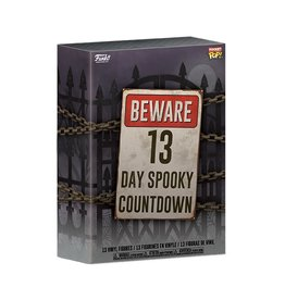 Funko Pop! Funko Pop! Advent - 13 Days Spooky Countdown