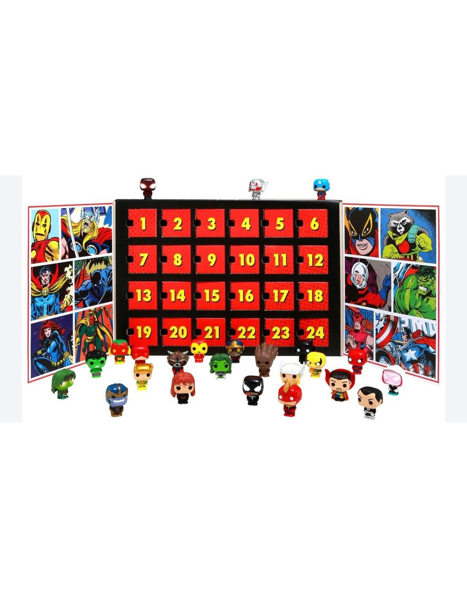 Funko Pop! Funko Pop! Advent - 80 Years of Marvel Calendar