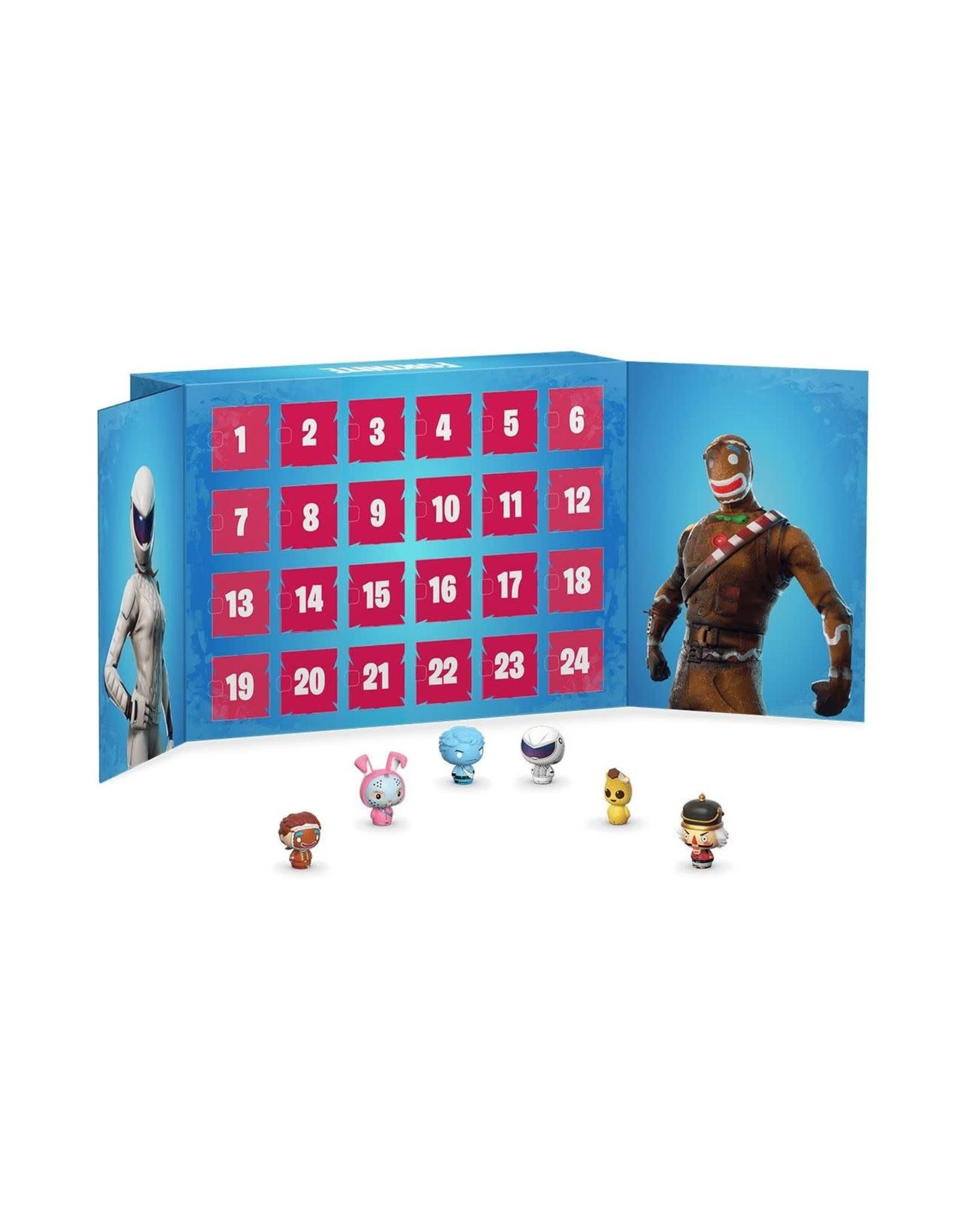 Funko Funko Pint Size Heroes Advent - Fortnite Calendar