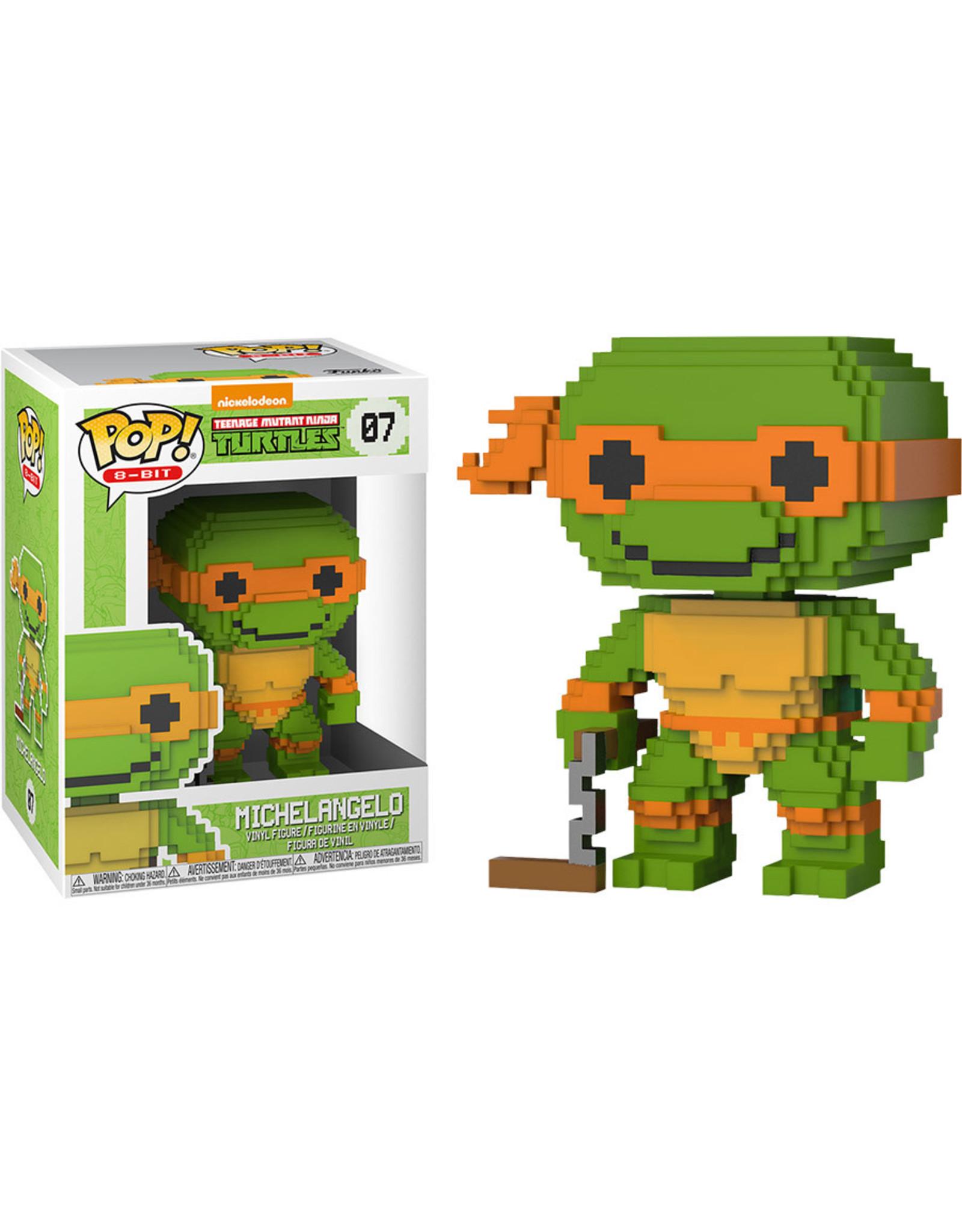 Funko Pop! Funko Pop! 8-bit nr007 TMNT - Michelangelo