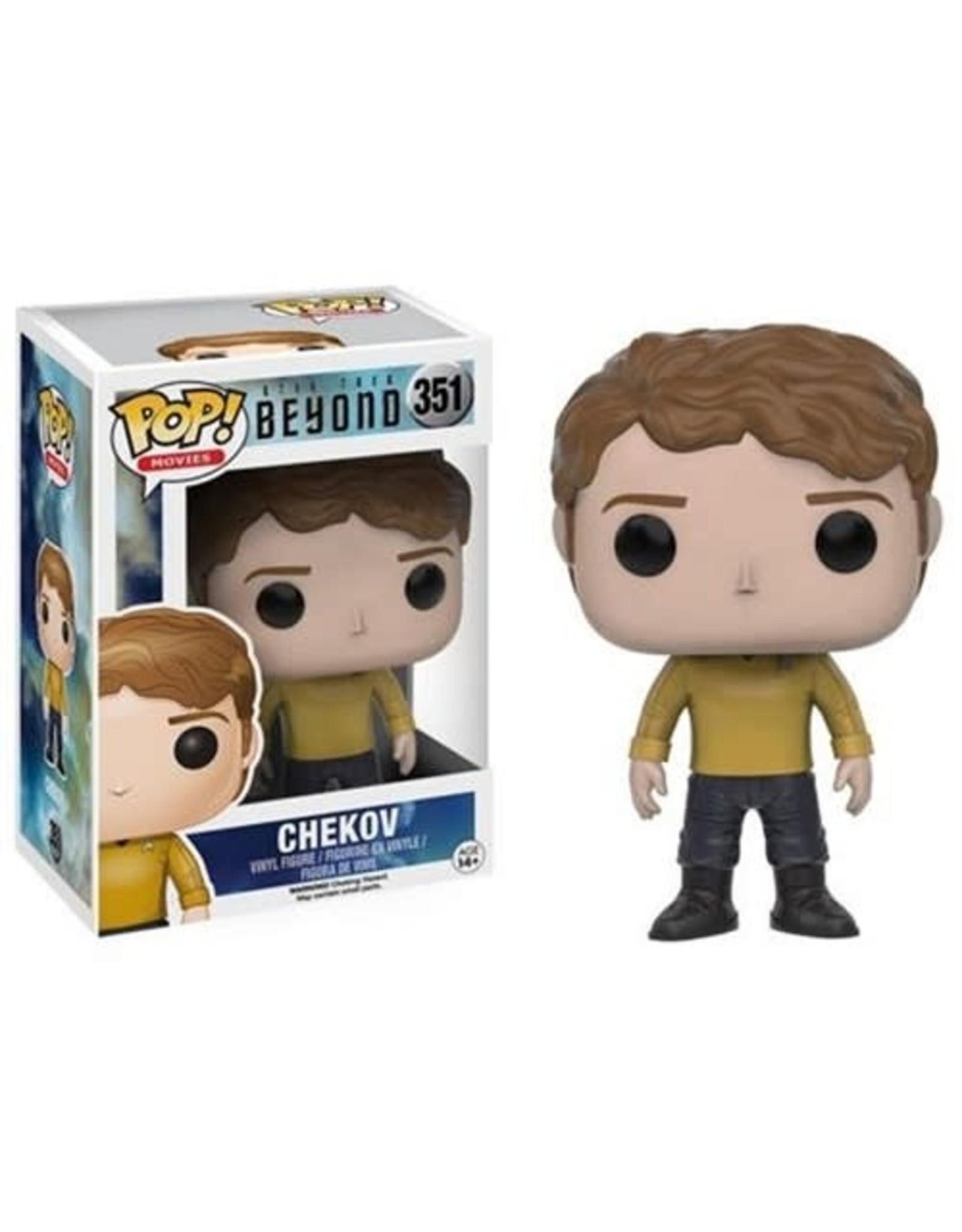 Funko Pop! Funko Pop! Movies nr351 Star Trek Beyond - Chekov