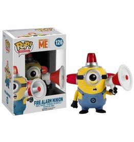 Funko Pop! Funko Pop! Movies nr126 Despicable Me - Fire Alarm Minion
