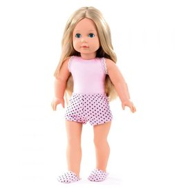 "Götz Precious Day Girl ""Jessica to Dress"""