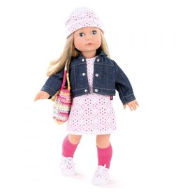"Götz Precious Day Girl ""Jessica, Color & Lace"""