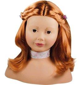 Götz Haarwerk - Kaphoofd Rood Haar