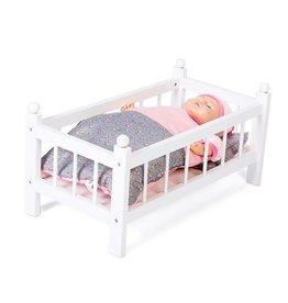 Mini Mommy Houten Poppenbedje