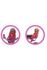 Mini Mommy Fietsstoeltje Roze