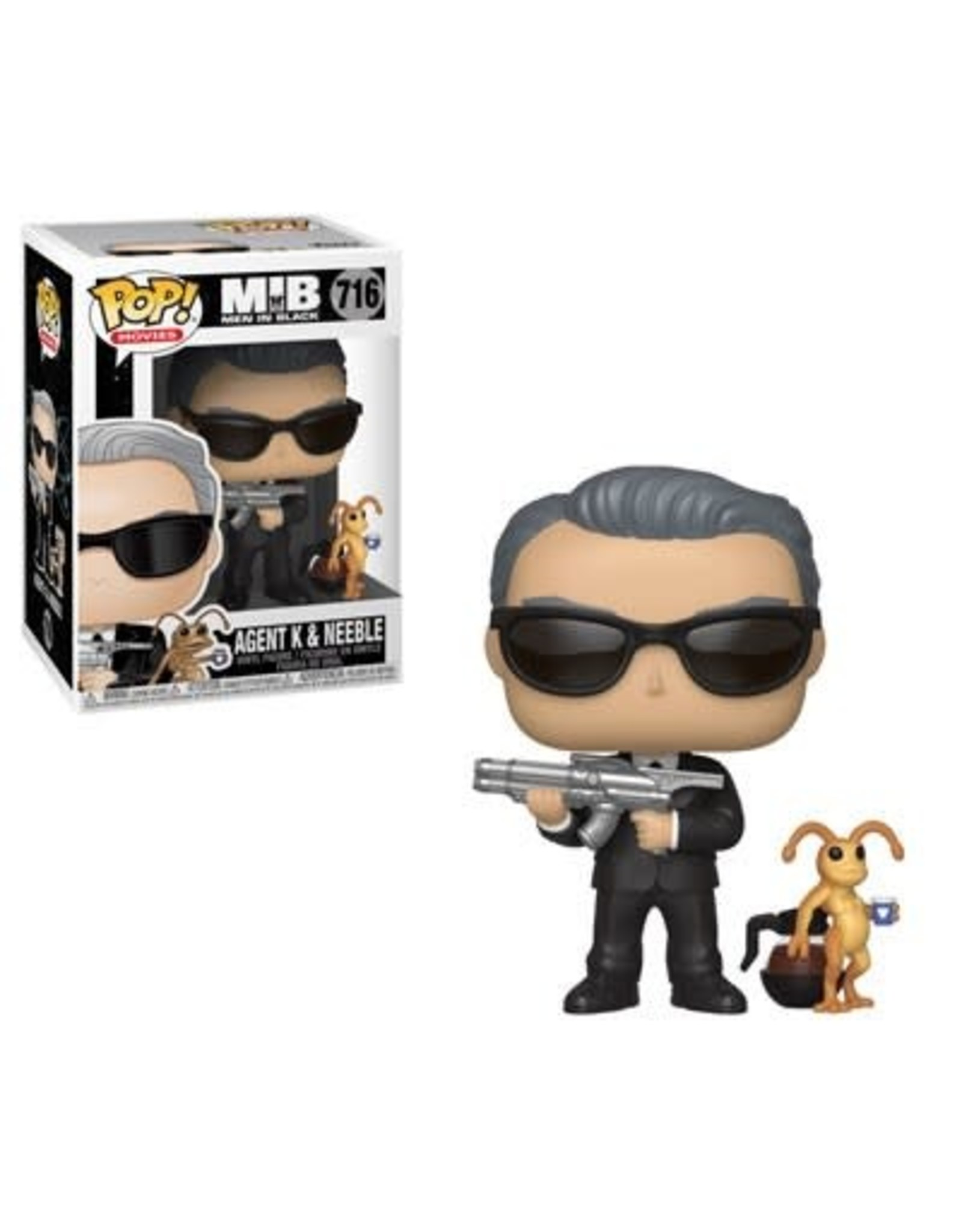 Funko Pop! Funko Pop! Movies nr716 Men in Black - Agent K and Neeble
