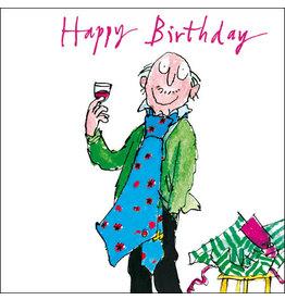 """Woodmansterne Quentin Blake """"Happy Birthday"""""""