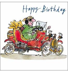 """Woodmansterne Quentin Blake """"Happy Birthday"""" WM319181"""