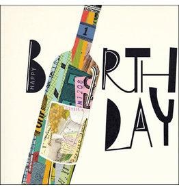 """Woodmansterne Mambo """"Happy Birthday"""" WM452130"""