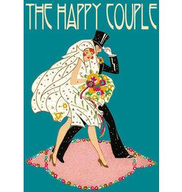 "Madame Treacle Wenskaart ""Wedding Day"""