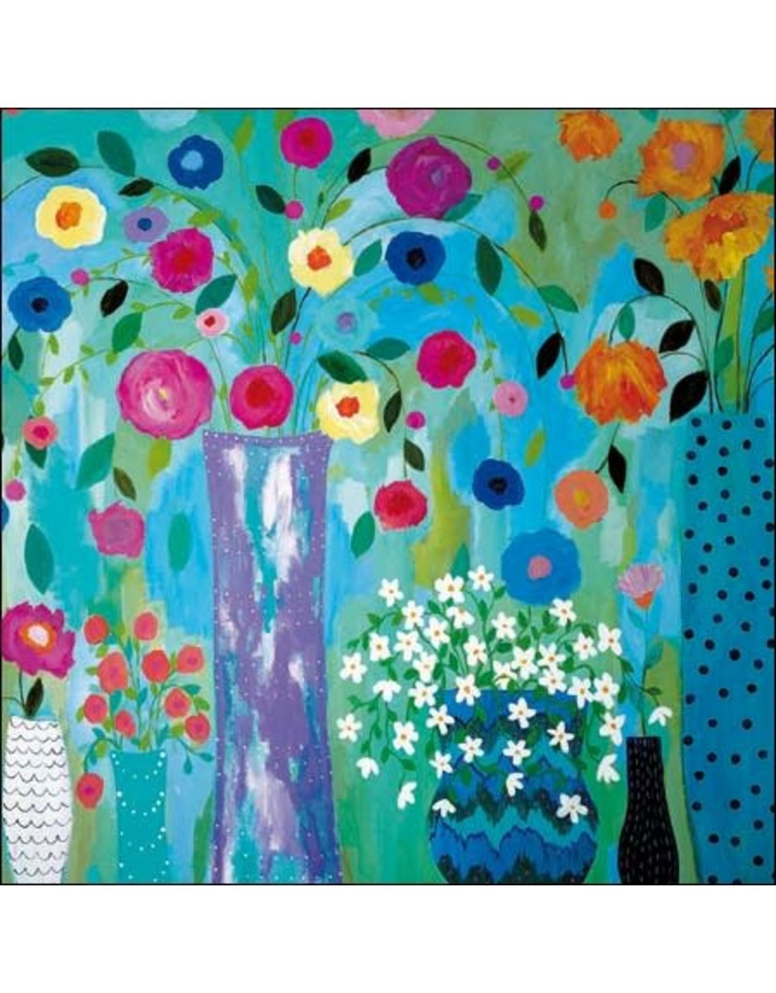 "Woodmansterne Acrylic ""Flowering Cascade"""