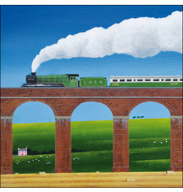 "Woodmansterne Acrylic ""Scenic Route"""