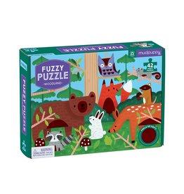 "Mudpuppy Fuzzy Puzzle ""Woodland"""