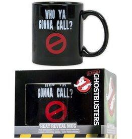 Ghostbusters Heat Reveal Mug