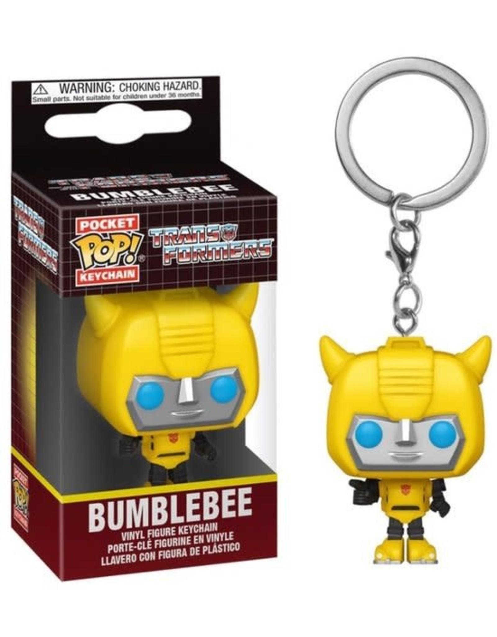Funko Pop! Funko Pocket Pop! Transformers - Bumblebee