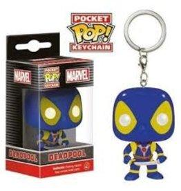 Funko Pop! Funko Pocket Pop! Marvel - Deadpool Blue Suit