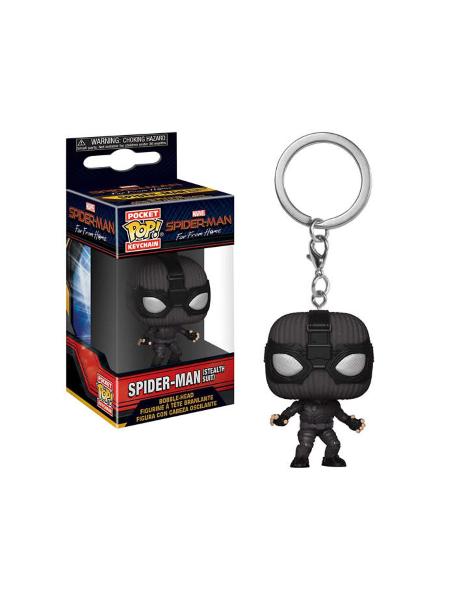 Funko Pop! Funko Pocket Pop! Marvel - Spider-Man Stealth Suit