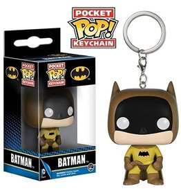 Funko Pop! Funko Pocket Pop! DC - Batman Brown