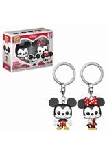 Funko Pop! Funko Pocket Pop! Disney - Mickey & Minnie 2-pack