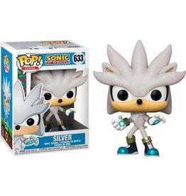 Funko Pop! Funko Pop! Games nr633 Sonic The Hedgehog - Silver