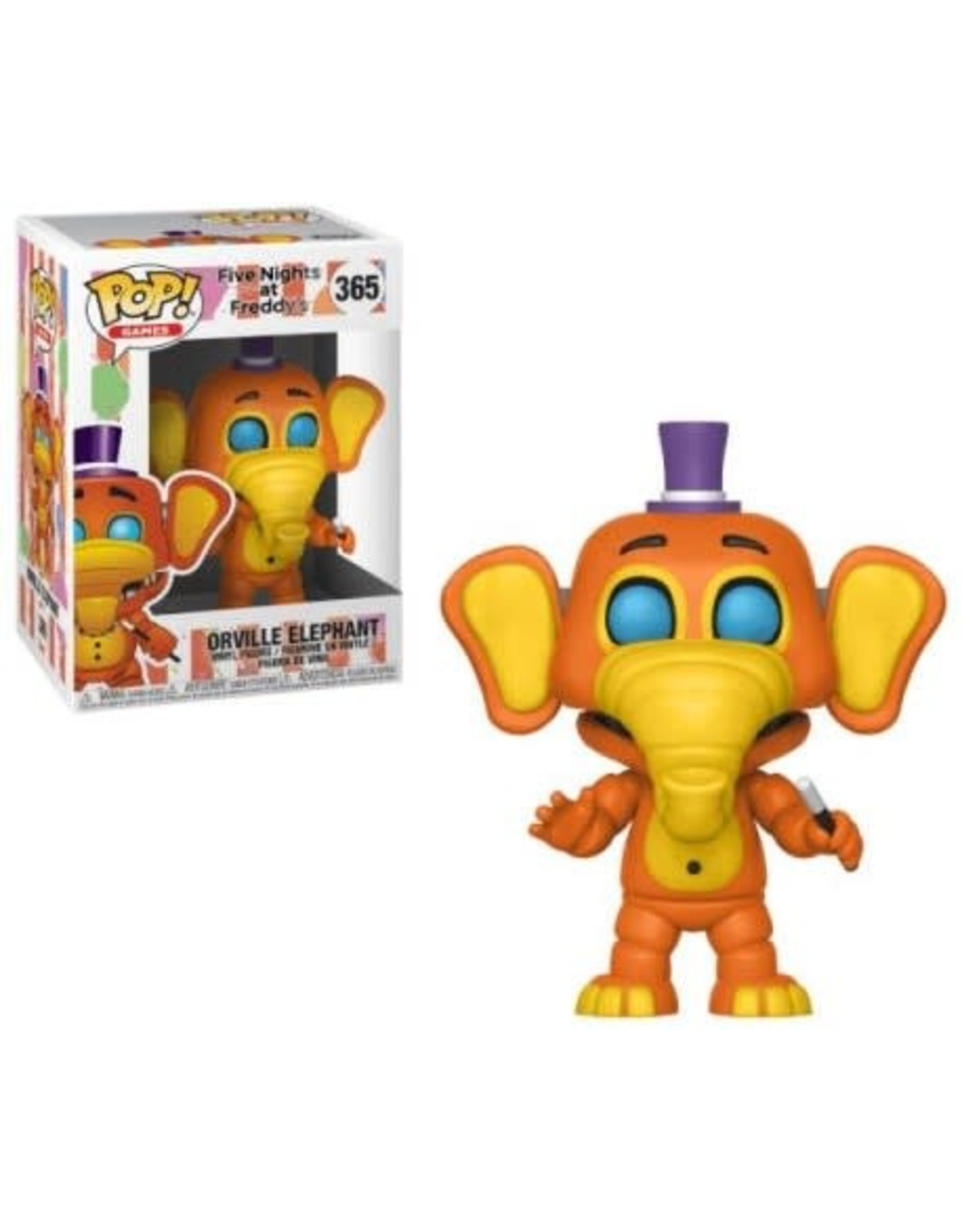 Funko Pop! Funko Pop! Games nr365 Five Nights at Freddy's - Orville Elephant