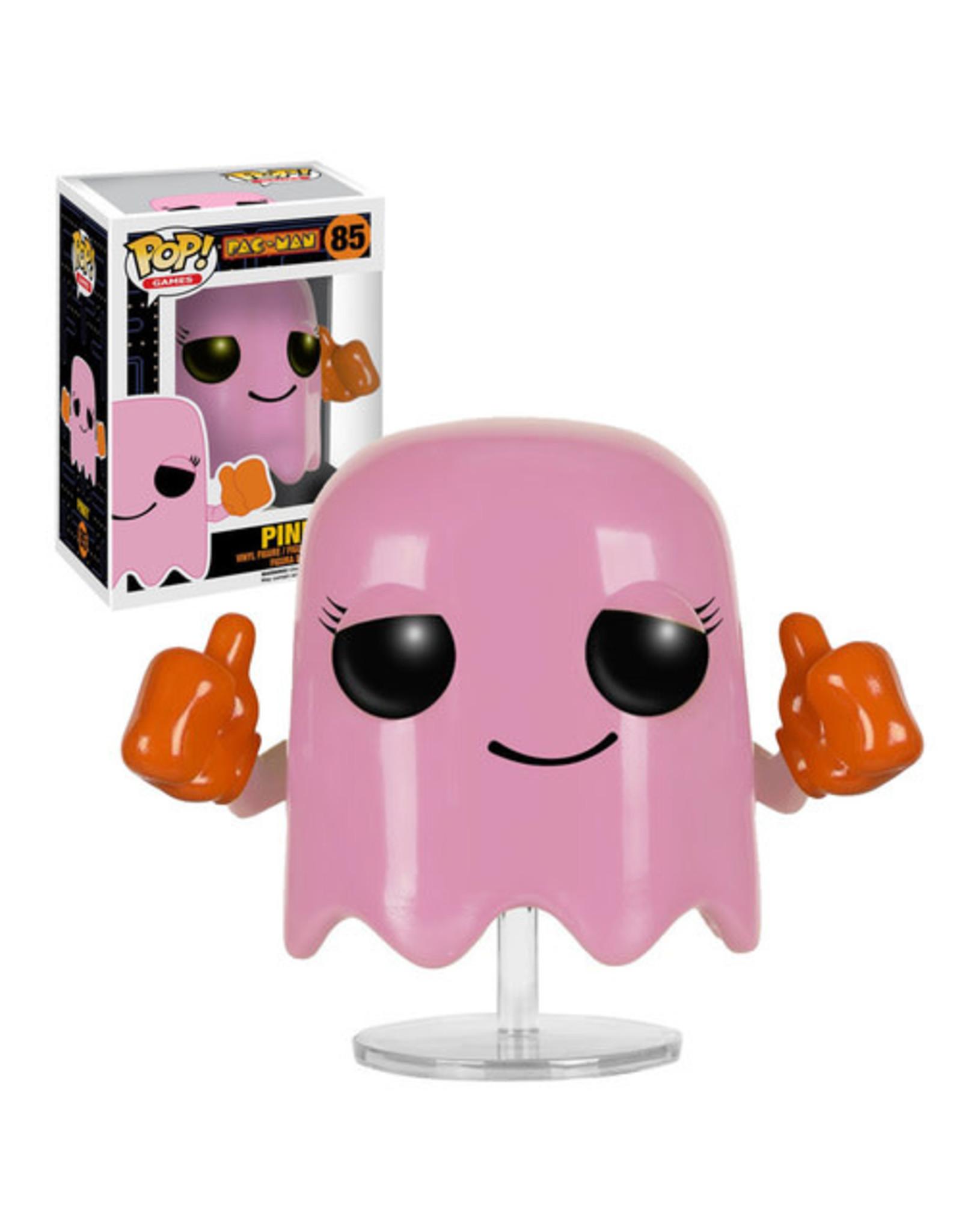 Funko Pop! Funko Pop! Games nr085 Pac-Man - Pinky