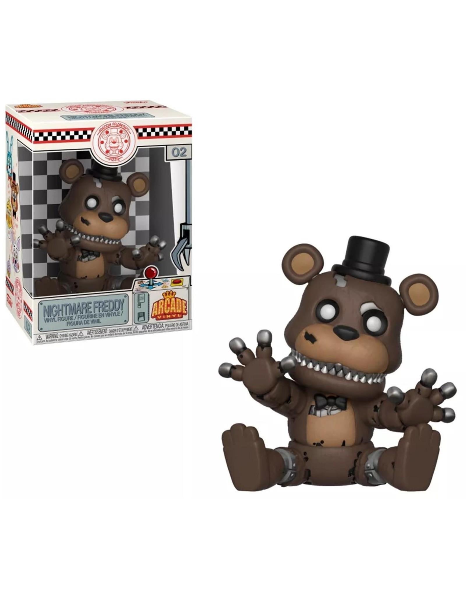 Funko Pop! Funko Arcade Vinyl Five Nights at Freddy's nr02 - Nightmare Freddy