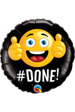 #Done! Folie Ballon