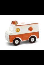 Krooom Fold My Car - Ambulance