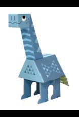 Krooom Fold My Dino - Apatosaurus