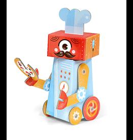 Krooom Fold My Robot - Chef Robot