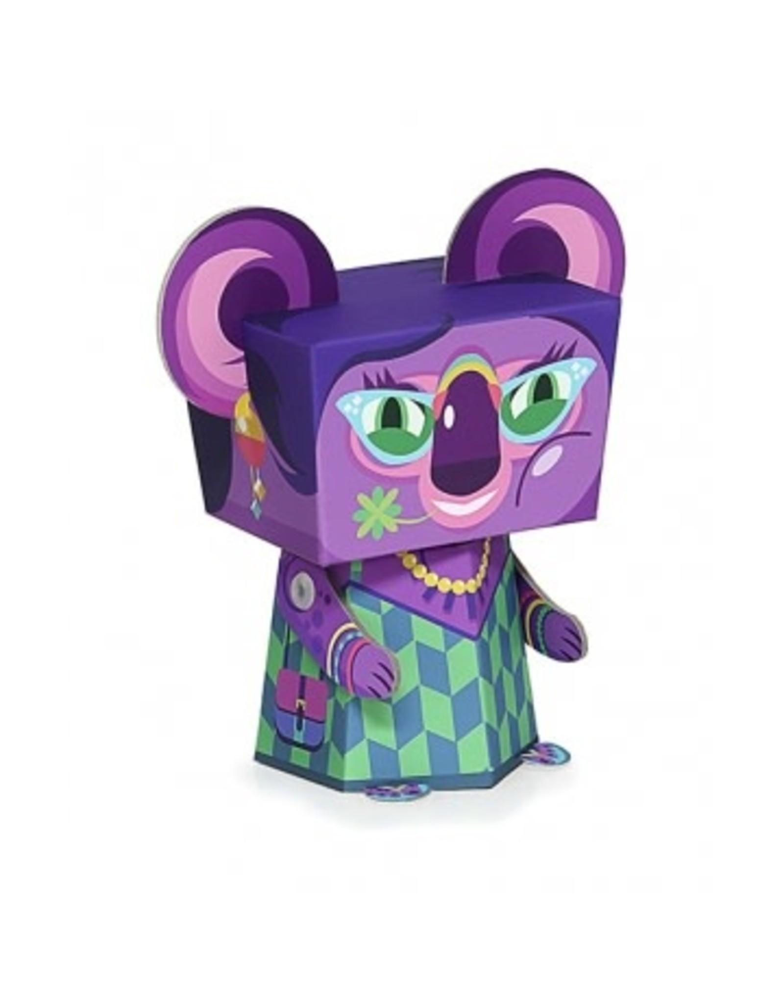 Krooom Fold My Treecher - Candy Koala