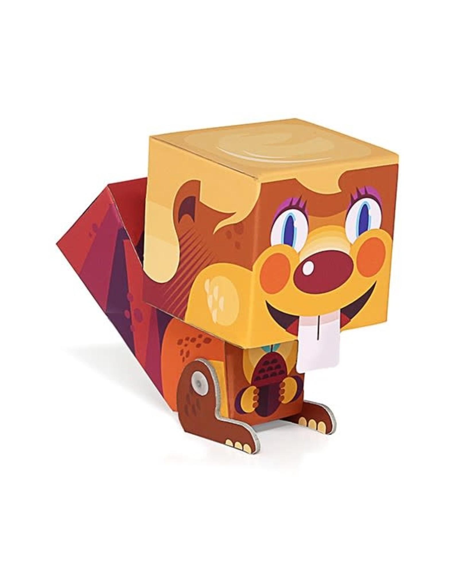 Krooom Fold My Treecher - Maisie Squirrel