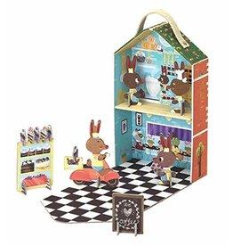 Krooom Play Set Bunny Bakery