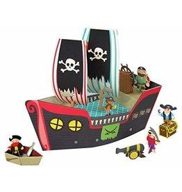 """Krooom Play Set Piratenschip """"Cooper"""""""