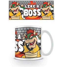 "Super Mario ""Like a Boss"" Mug"