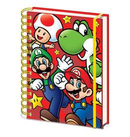 """Super Mario """"Run"""" A5 Notebook"""
