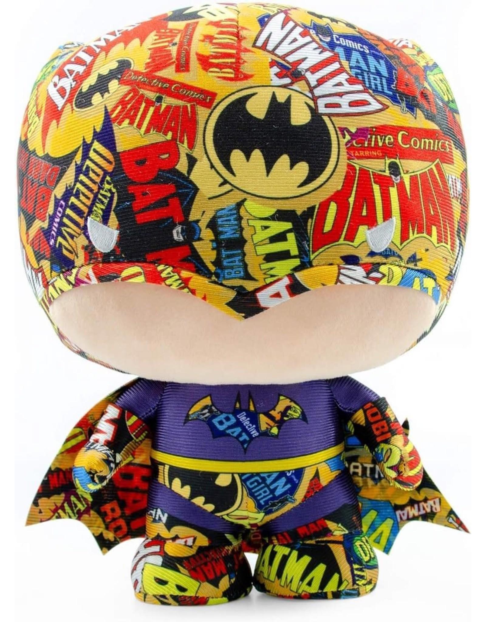 "Batman DZNR 11"" Pluche ""Logo"""