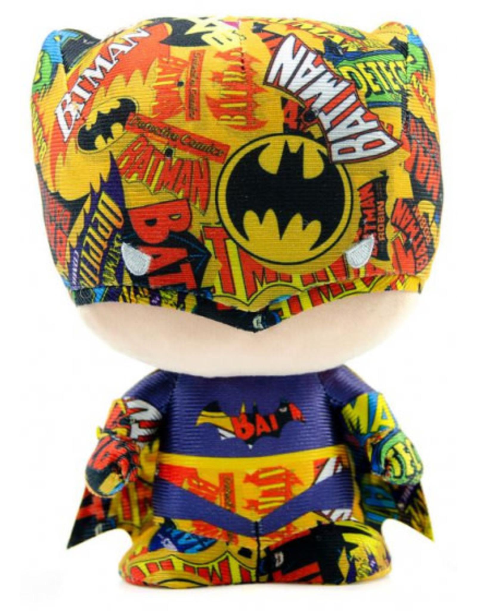 "Batman DZNR 7"" Pluche ""Logo"""