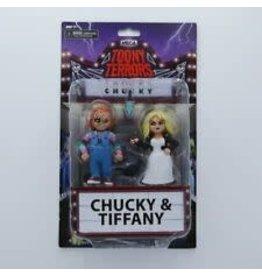 NECA Toony Terrors Chucky & Tiffany