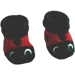 Mini Mommy Slofjes Ladybug