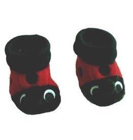 Mini Mommy Slofjes Ladybug L