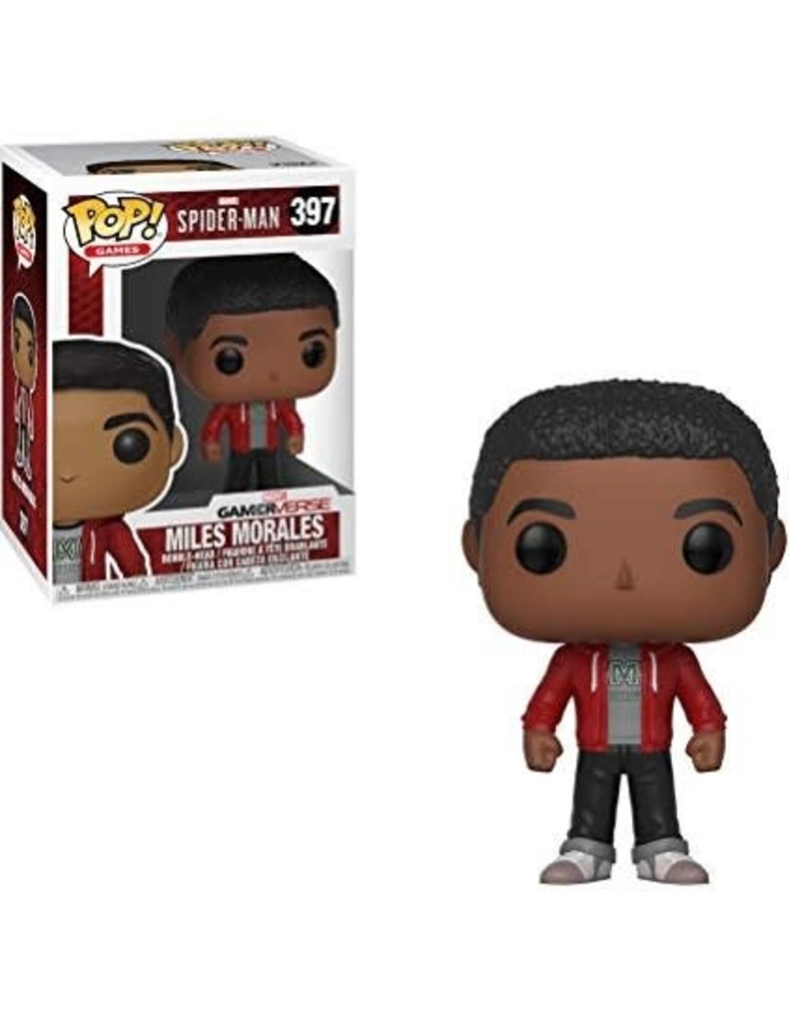 Funko Pop! Funko Pop! Games nr397 Miles Morales
