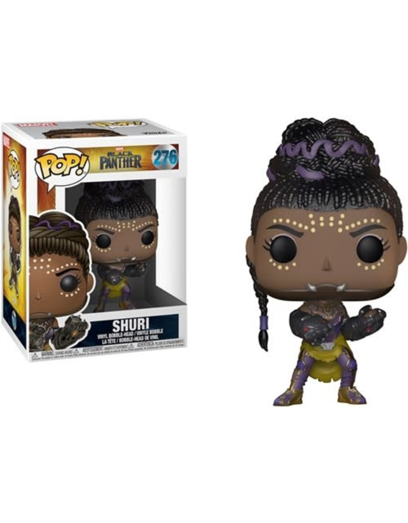 Funko Pop! Funko Pop! Marvel nr276 Black Panther - Shuri